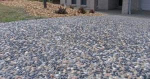 driveway aggregate